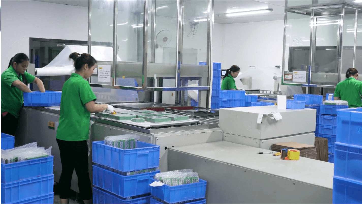 Pcb Prototype Fabrication Manufacturer Jlcpcb Circuit Board Maker Buy Makershenzhen Drilling The Imaging Plating Etching Automatic Optical Inspection Lay Up And Bond Soldermask Silk Screen Flying Probe Testing Packaging